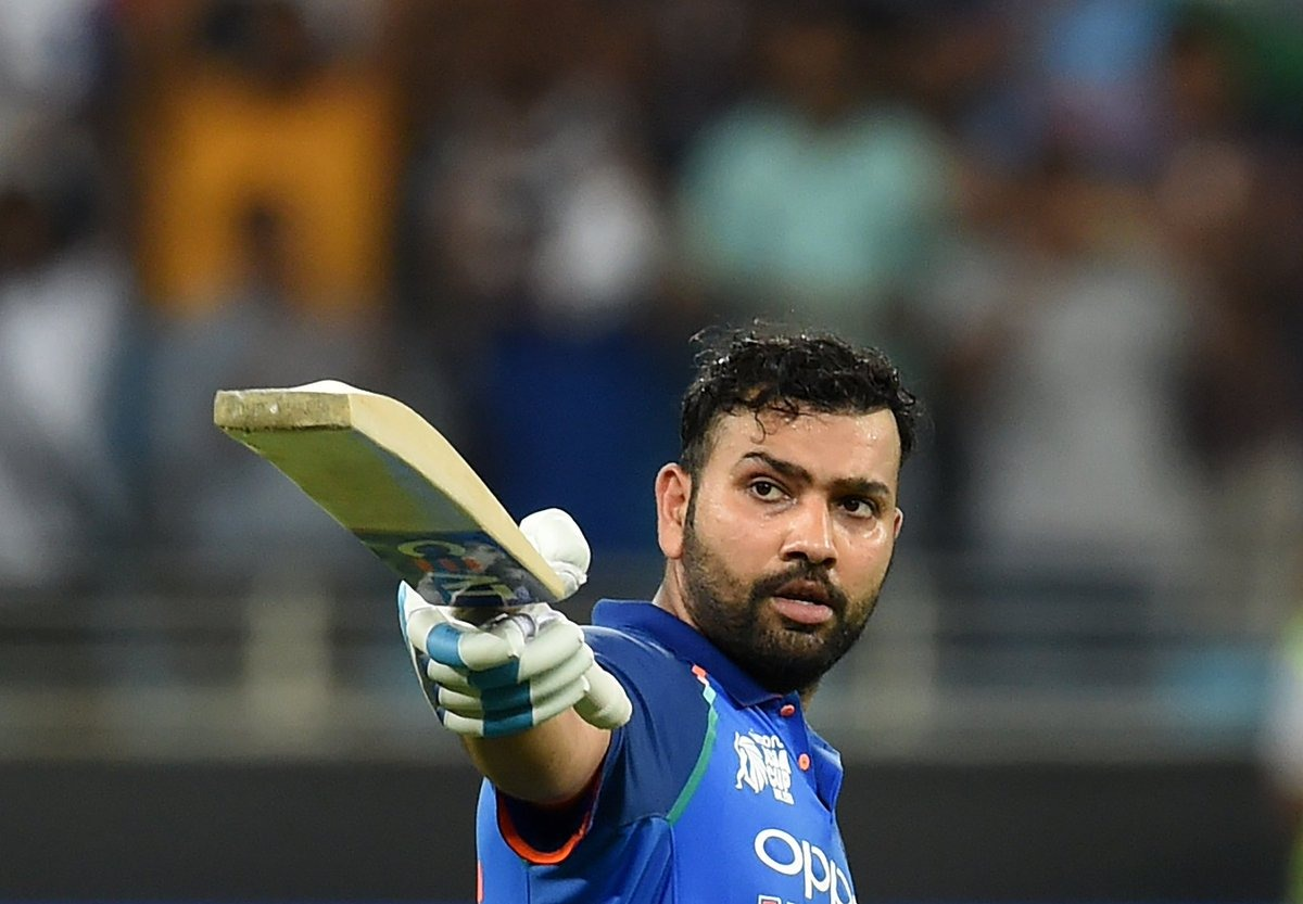 With his 6th 150-plus score, Rohit Sharma became the only batsman in ODI format.