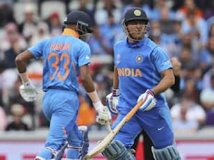 Surprised Over Dhoni Batting At No.7 In 2019 ICC World Cup Semis Against NZ: Yuvraj